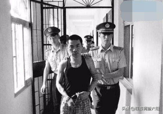 """1991年,哈尔滨""""乔四""""黑社会案"""